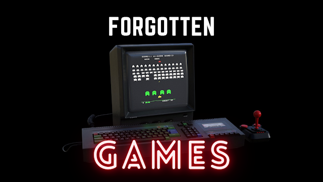 Forgotten Video Games
