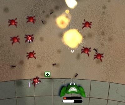 Play Cyberhorde Game