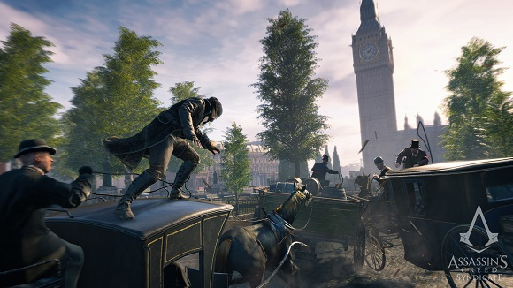 Assassins Creed Syndicate Gold Edition Free Download