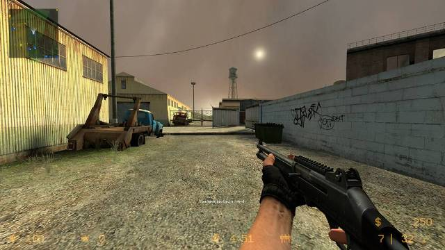 Download Counter Strike Source PC Games Gameplay