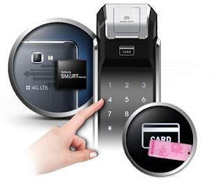 Tiết kiệm hơn với khóa cửa thẻ từ hiện đại