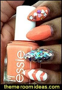 ions - nail art - nail tip guides - nail polish