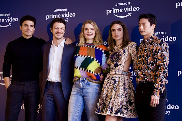 Elenco de la serie de Amazon Prime Video, 3 Caminos.