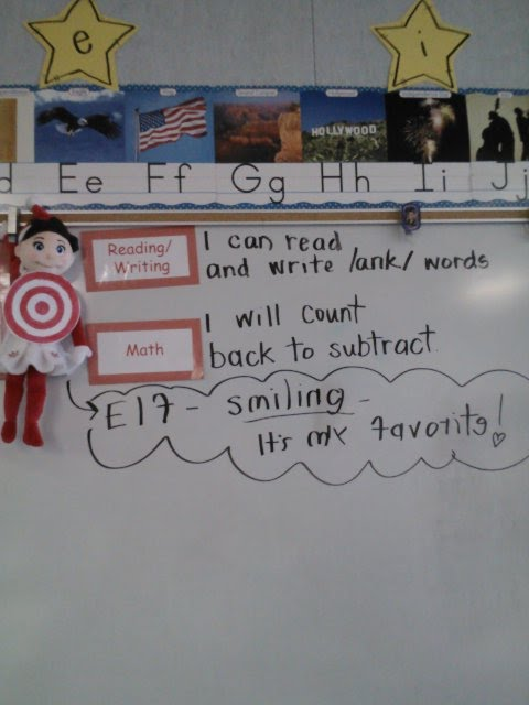 elf on the shelf ideas for the classroom
