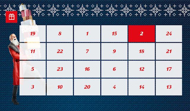 Коледeн Календар - Игра кауфланд