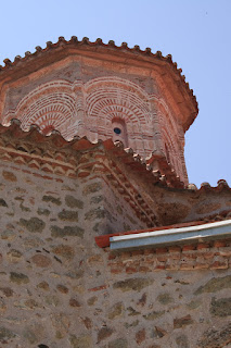 The Monastery Of Varlaam. Meteors. Монастырь Варлаама. Метеоры.