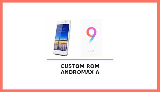 Download Custom ROM MIUI 9 Global Stable Untuk Andromax A
