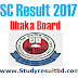 SSC Result 2017 Dhaka Board | www.dhakaeducationboard.gov.bd