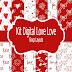 Kit digitai dia dos namorados love love gratis