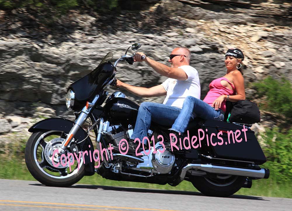 ridepics: motorcycle riding near eureka springs, arkansas
