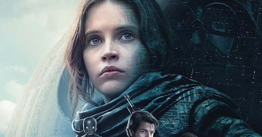 "300 Words on ""Rogue One: A Star Wars Story"" (2016)"