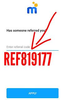 M pocket refer cod