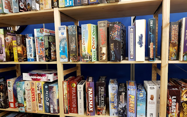 AireCon - Board Game Library | Random Nerdery
