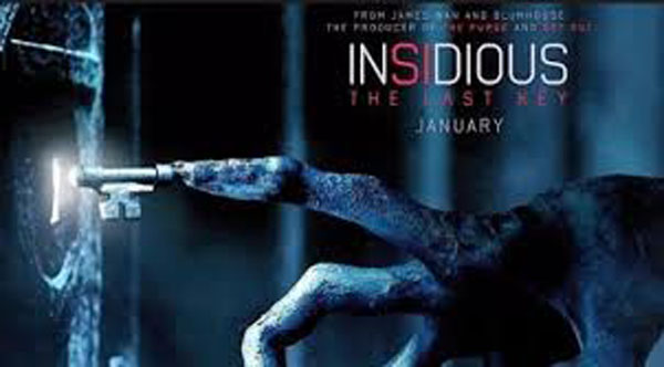 Insidious: The Last Key Full Movie Download YIFY 720p HD