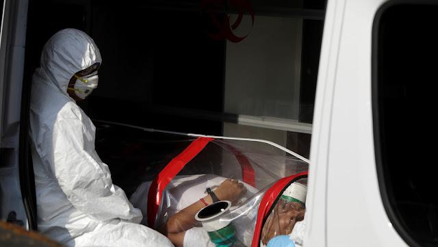 México suma 546 muertos y más de 6.800 contagios por coronavirus