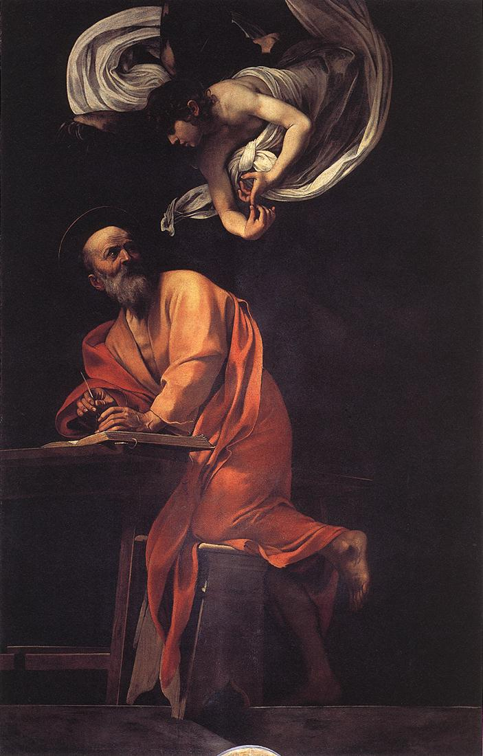 Caravaggio: how he influenced my art