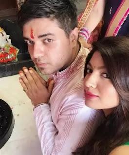 Akanksha Puri Brother