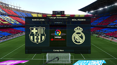 PES 2020 Spain Scoreboard Pack by SG