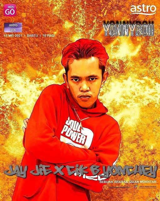 Sinopsis Jay-Jie X Cik B-Yonchey