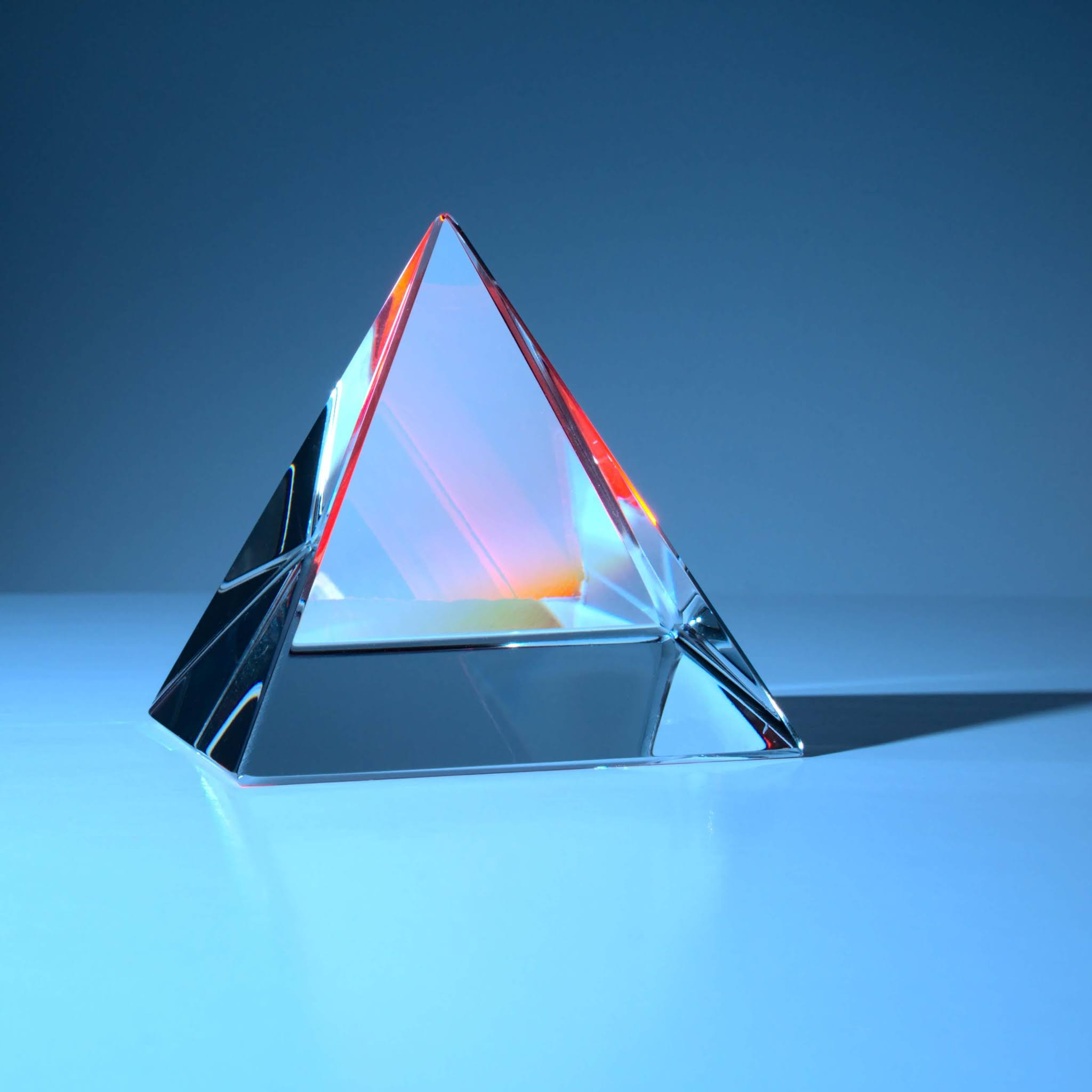 3, triangulo, imaginaçao, verdade, piramide, reflexo, brilhar, manifestação