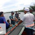 Babinsa Koramil 10/Pelangiran Kodim 0314/Inhil Serma Sri Wahyono Melakukan Pencarian warga yang Hilang  Kapal Tenggelam