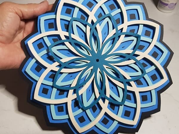Download Where To Find Free Layered 3d Mandalas