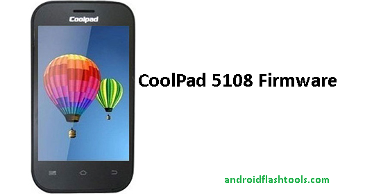 CoolPad 5108 Firmware