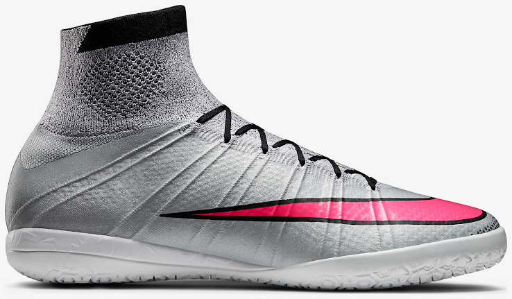 553752756 Grey / Pink Nike Mercurial X Proximo Boots Revealed - Footy Headlines