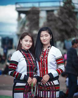 Traditional dress Mizo