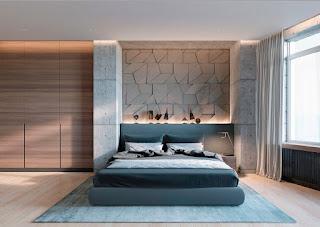 ผนังห้องนอนสวยๆ