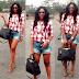 Edge Nigeria: @poshEB Ebube Nwagbo sexy in denim shorts