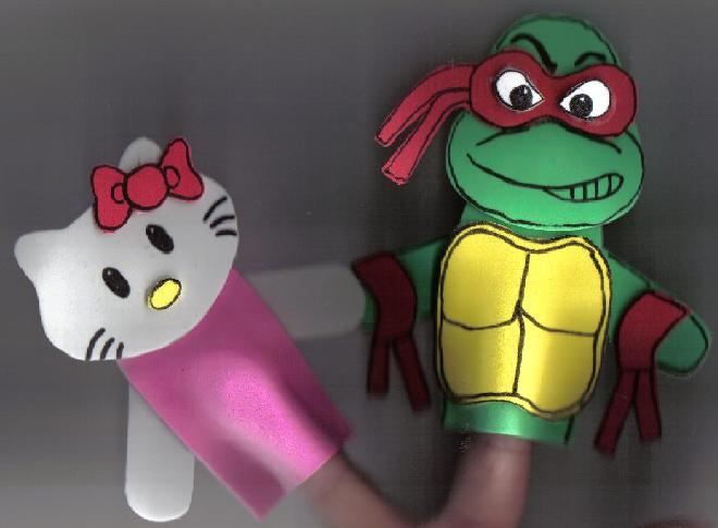 Hello Kitty Ninja Pictures Sopho Nyono