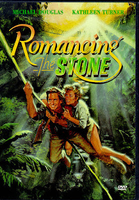 Romancing The Stone 1984 Dual Audio Hindi 720p BluRay 950MB