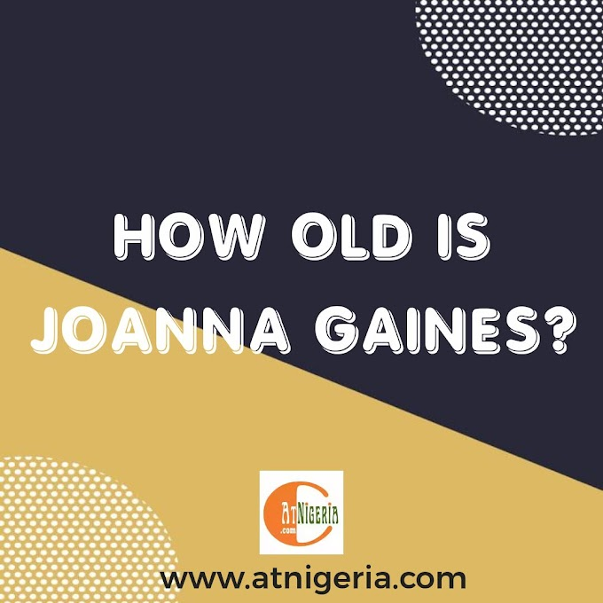 How old is Joanna Gaines?
