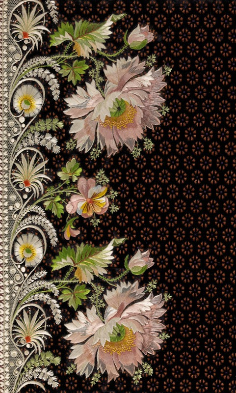 Embroidery Samples At The Metropolitan Museum Of Art The
