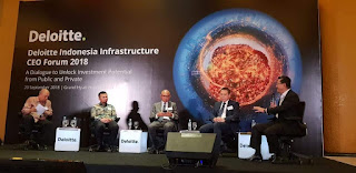 The Deloitte Indonesia Infrastructure CEO Forum 2018