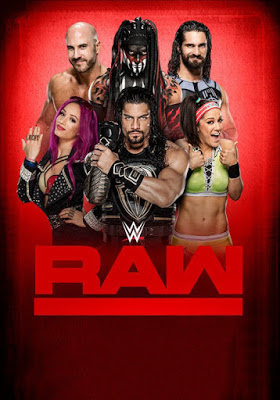 WWE Monday Night Raw 30 November 2020 720p HDTV Download