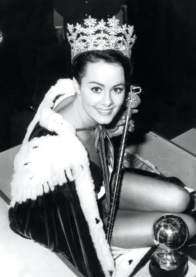 Miss World Of 1964 – Ann Sidney