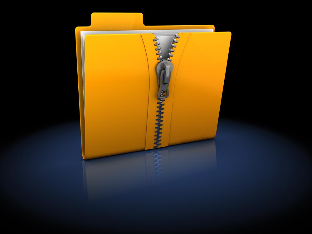 Cara mudah kompress file dan folder di Android