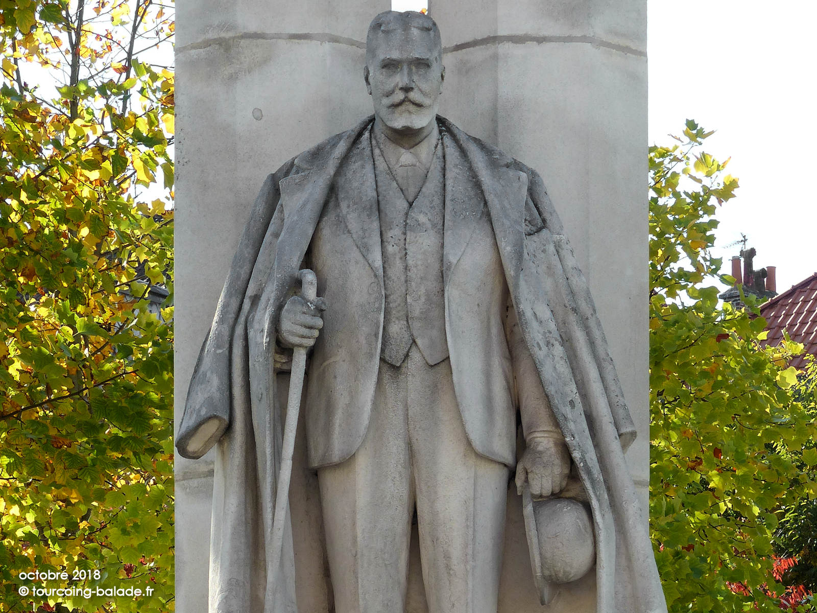 Monument Gustave Dron, Tourcoing