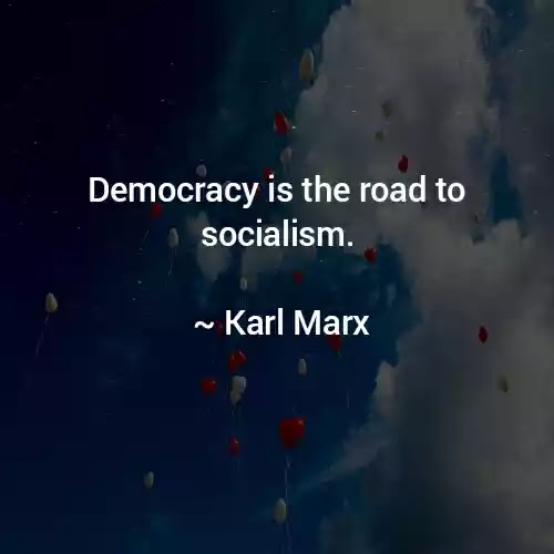 karl marx most famous quote