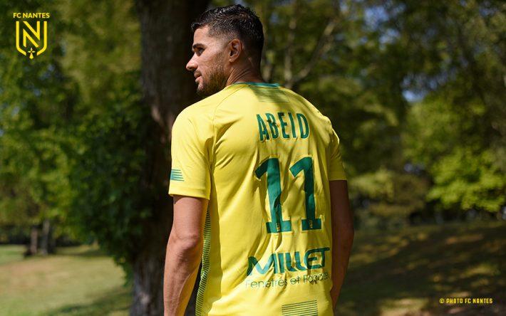 FC NANTES: CE QUE PENSE GOURCUFF DE MEHDI ABEID