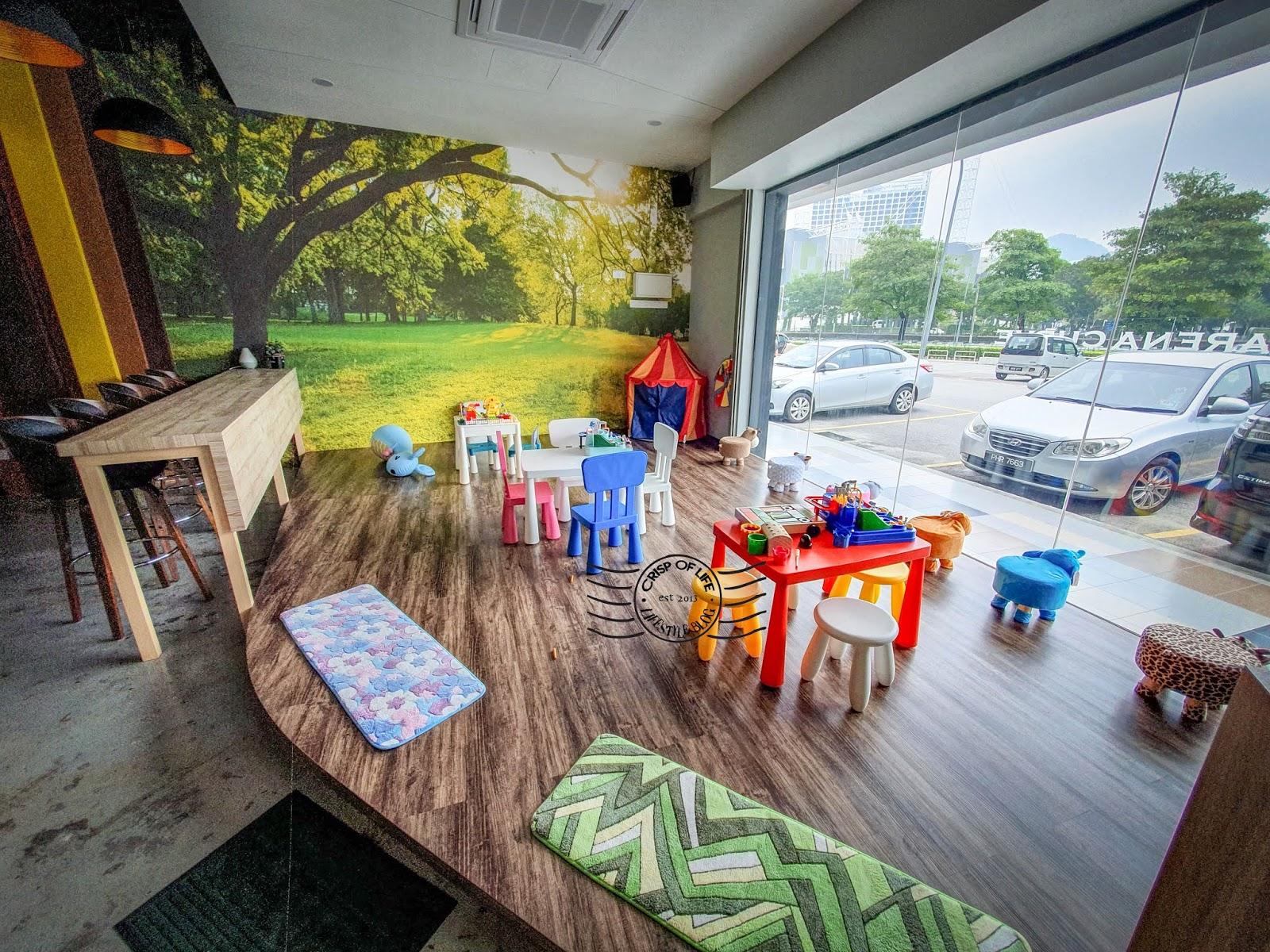 Big Tree Eatery @ Arena Curve, Bayan Lepas, Penang