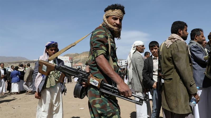 Houthis claim capture of 'thousands of Saudi troops' in attack