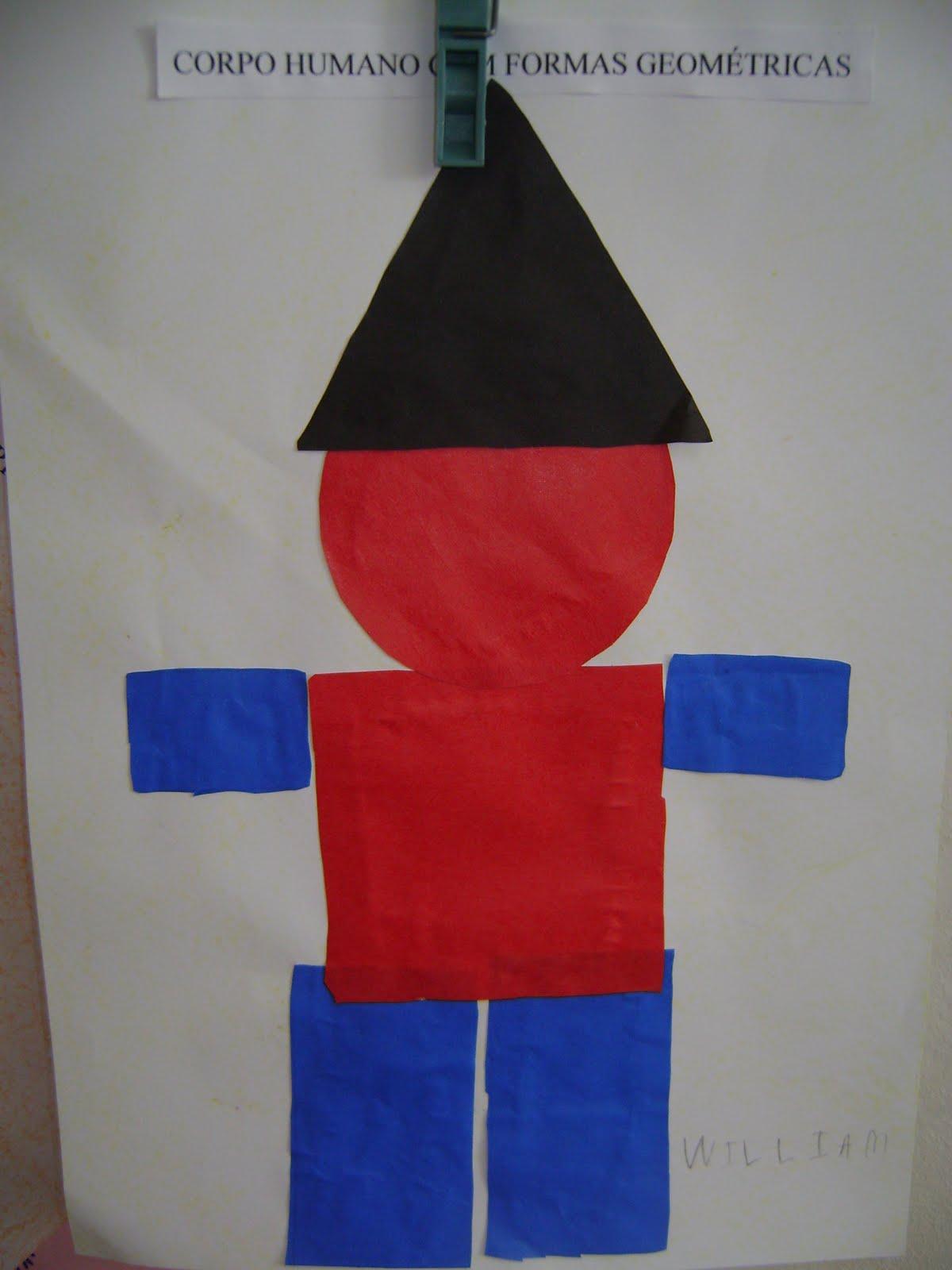 Escola Municipal Taquaral : PROJETO CORPO HUMANO