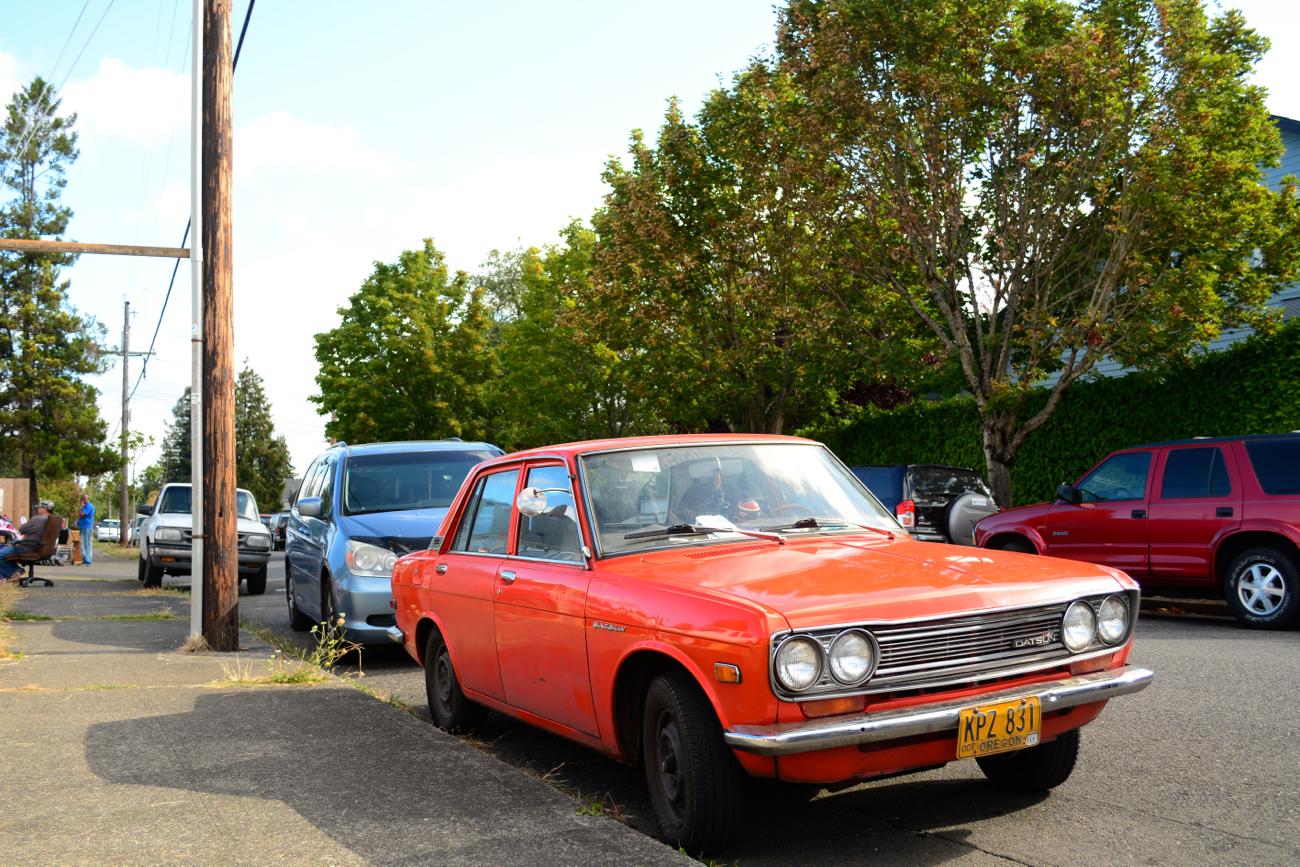 Datsun 510 69-73 Datsun 510 Hood Hinge LEFT Drivers Side New 1573