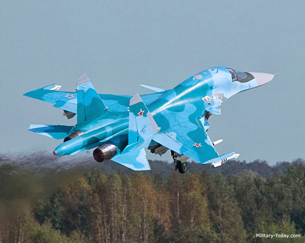 Su-34 Fullback image: military-today.com
