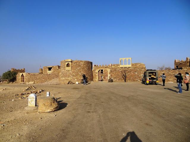 Khaba Fort - Jaisalmer, Rajasthan - Pick, Pack, Go