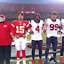 Welcome to Trump's America, Where NFL Players Taking a Moment of Silence for Racial Equality Get Booed