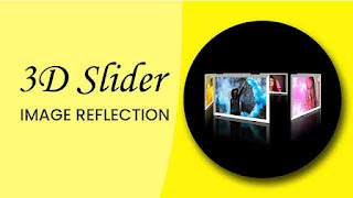 CSS Circular Rotating Slider with Reflection Effect